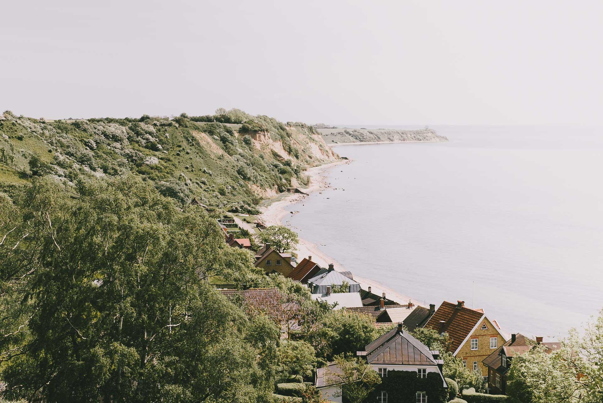 Skania (Skane) wSzwecji - wyspa Ven