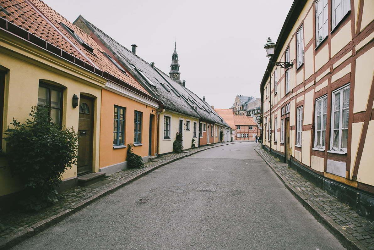 Skania (Skane) wSzwecji - Ystad