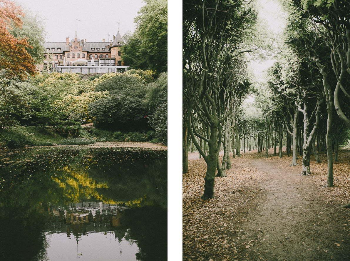 Szwecja - Pałac Sofiero