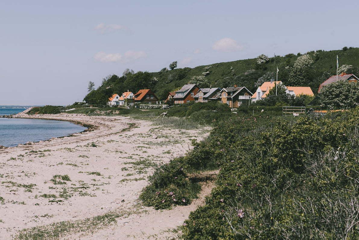 Wyspa Ven Szwecja Skania