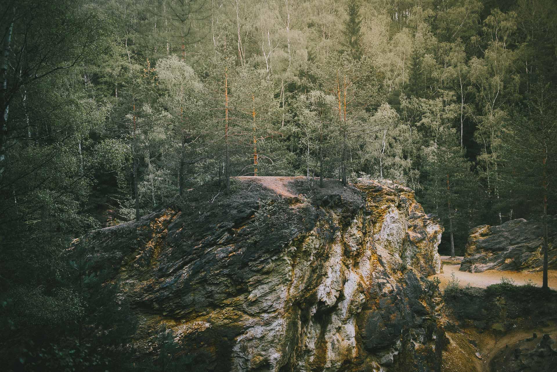 Rudawy Janowickie naDolnym Śląsku – Kolorowe Jeziorka