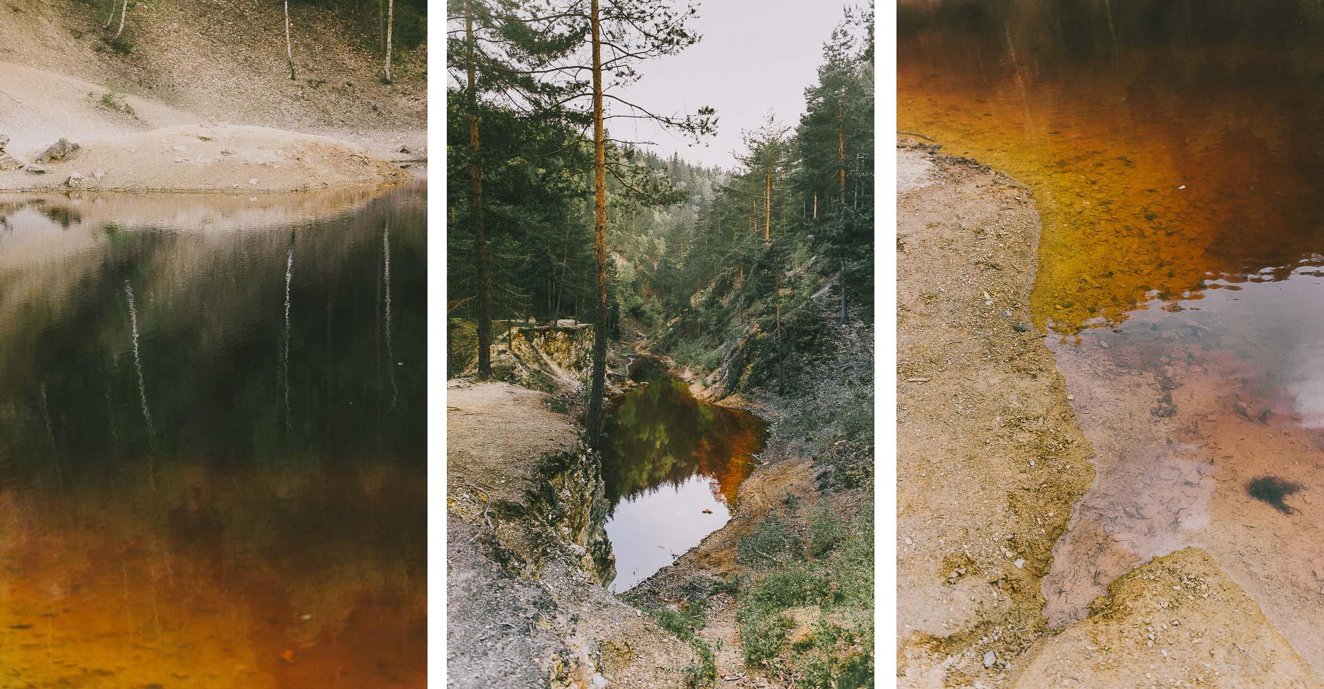 Rudawy Janowickie naDolnym Śląsku – JEZIORKO PURPUROWE