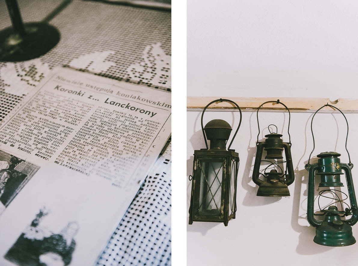 Atrakcje Lanckorony - Izba Regionalna (Muzeum)