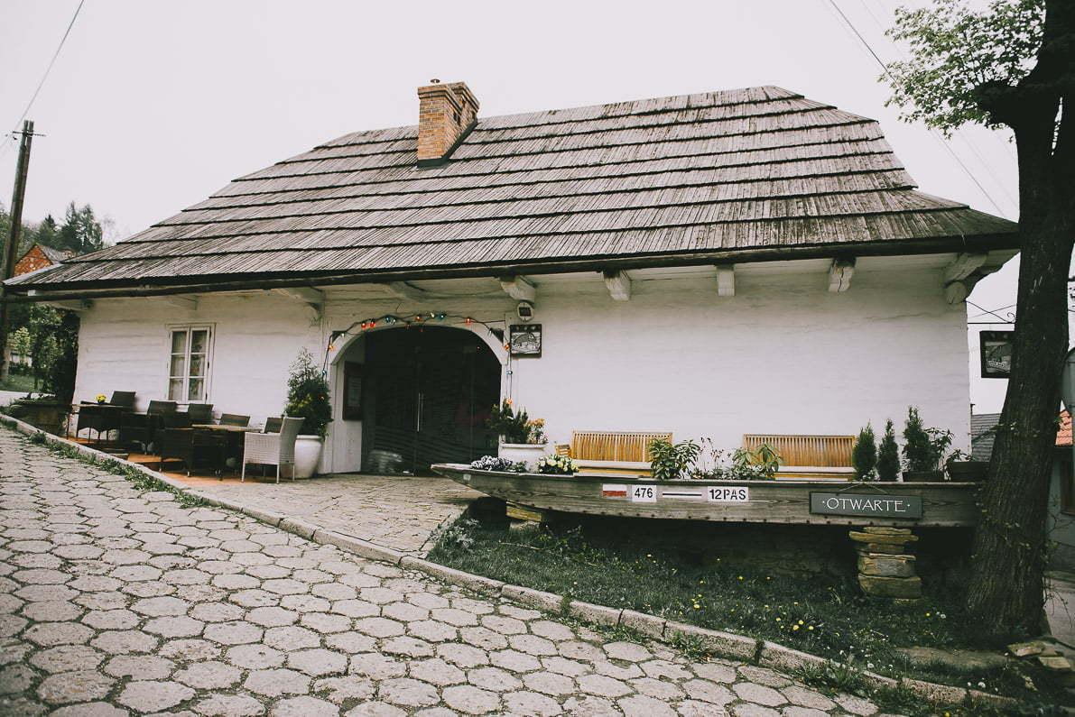 Lanckorona - Cafe Arka