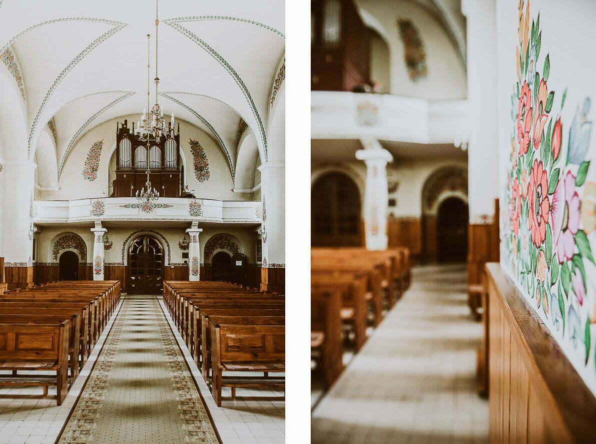 Zalipie - Kościół Parafialny