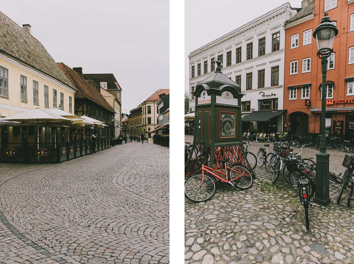 Malmo - Mały Rynek, czyli Lilla Torg