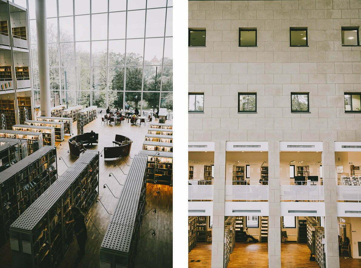 Malmo - Biblioteka Miejska