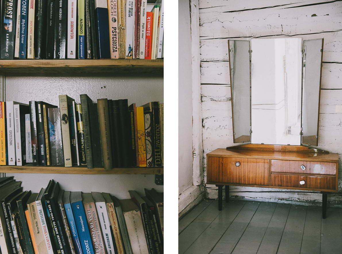 Dwór Łumbie – pokoje