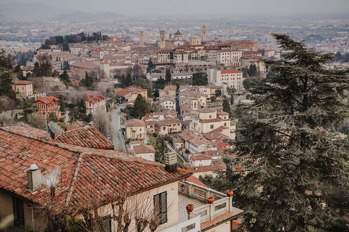 Bergamo weWłoszech