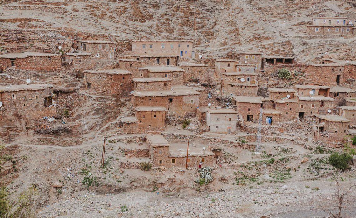 Maroko w tydzień - plan podróży.