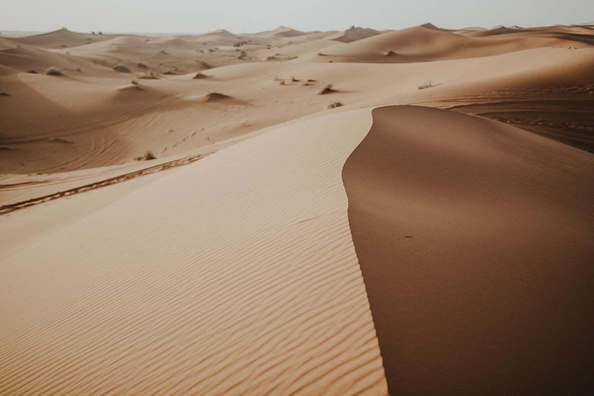 Pustynia Erg Chebbi - Maroko