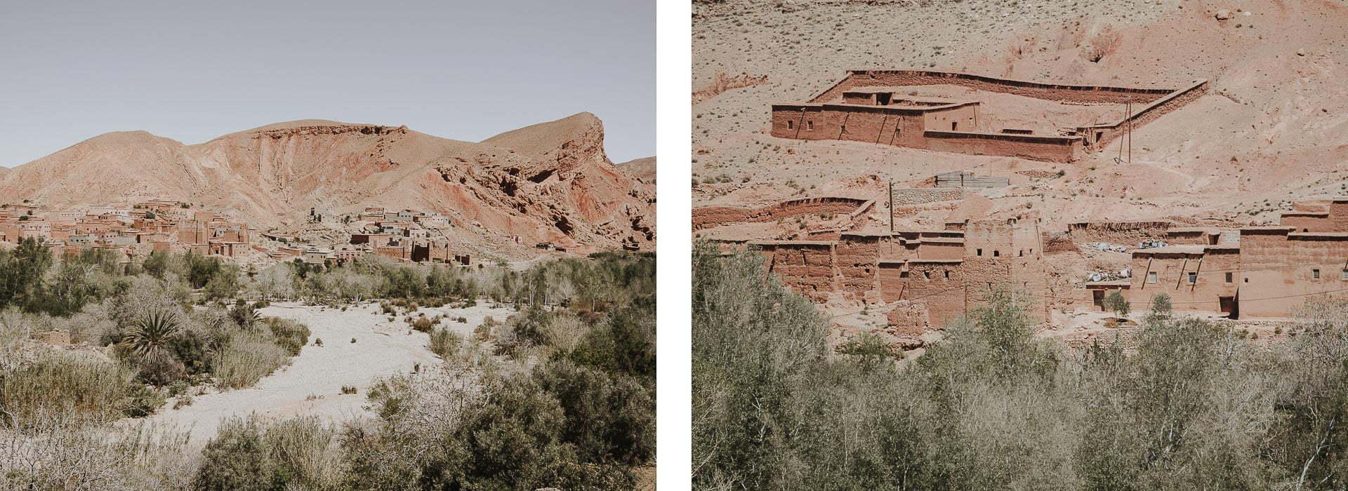 Maroko - Kazby iKsary