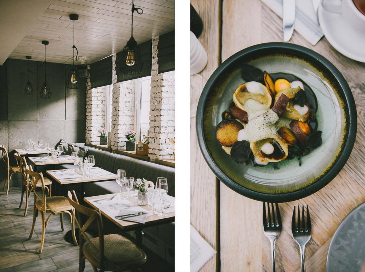 Restauracja Piwna 47 Food & Wine Bar - Przystawka