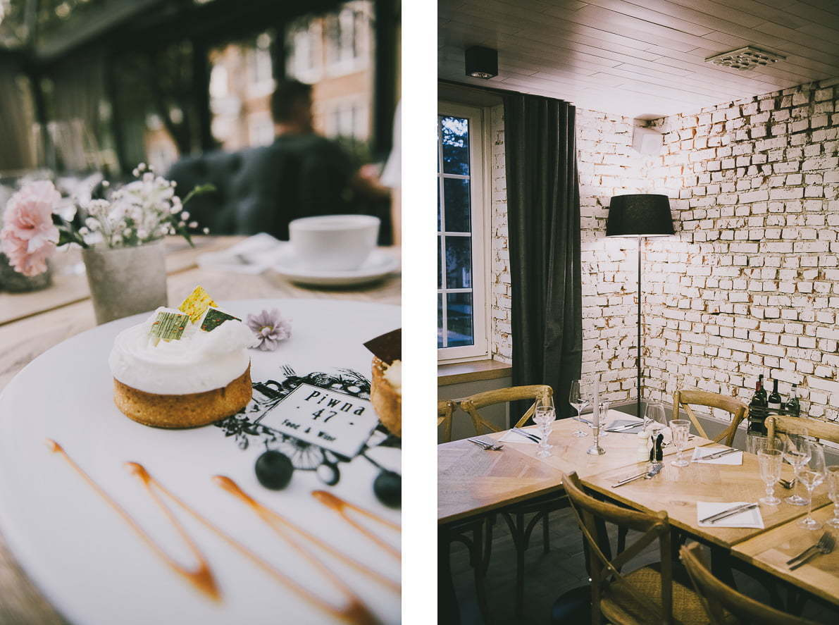 Restauracja Piwna 47 Food & Wine Bar - Deser