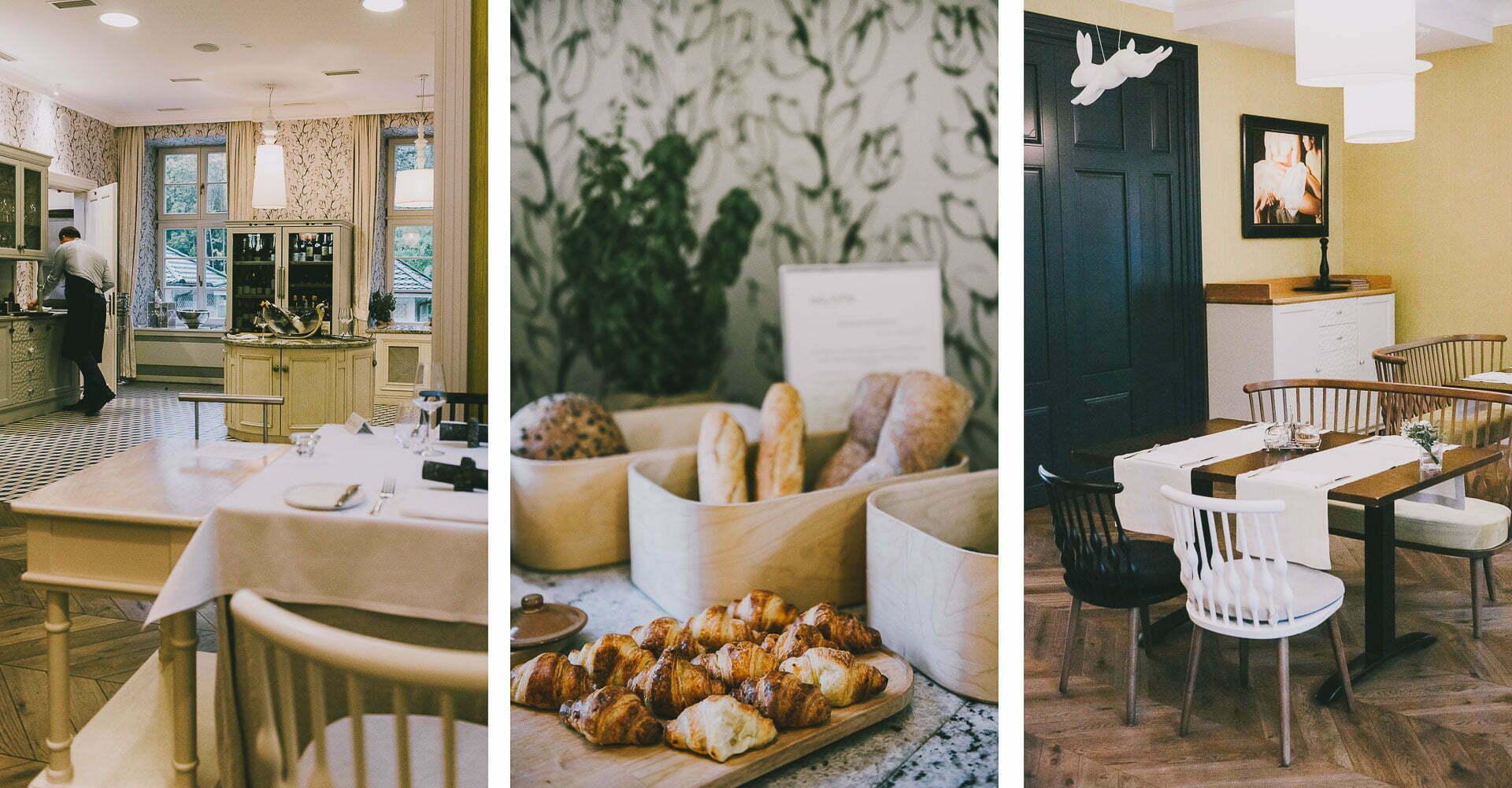 HOTEL QUADRILLE - Restauracja Biały Królik