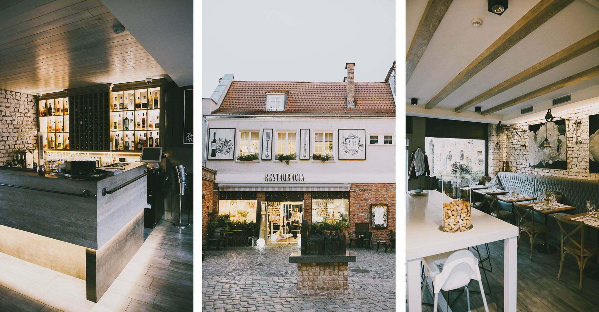 Gdańsk - Restauracja Piwna 47 Food & Wine Bar
