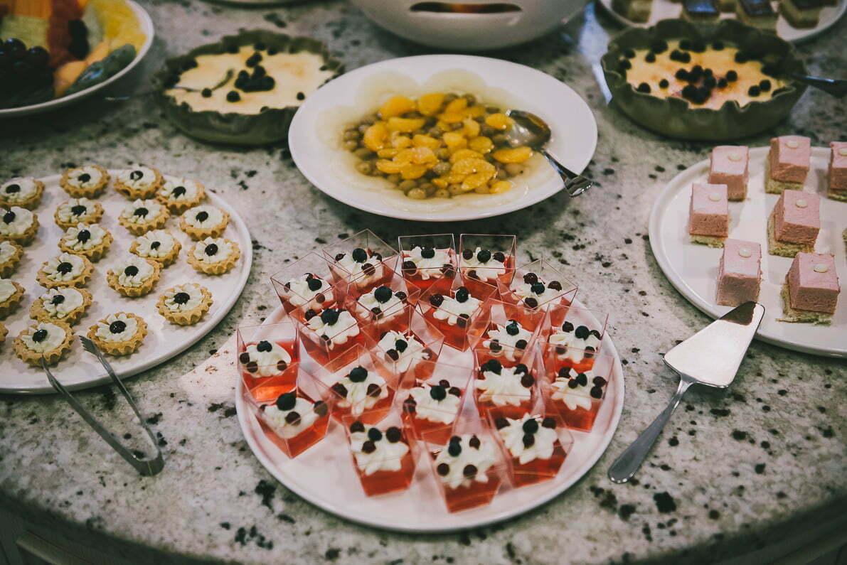 HOTEL QUADRILLE - Restauracja Biały Królik - Śniadanie