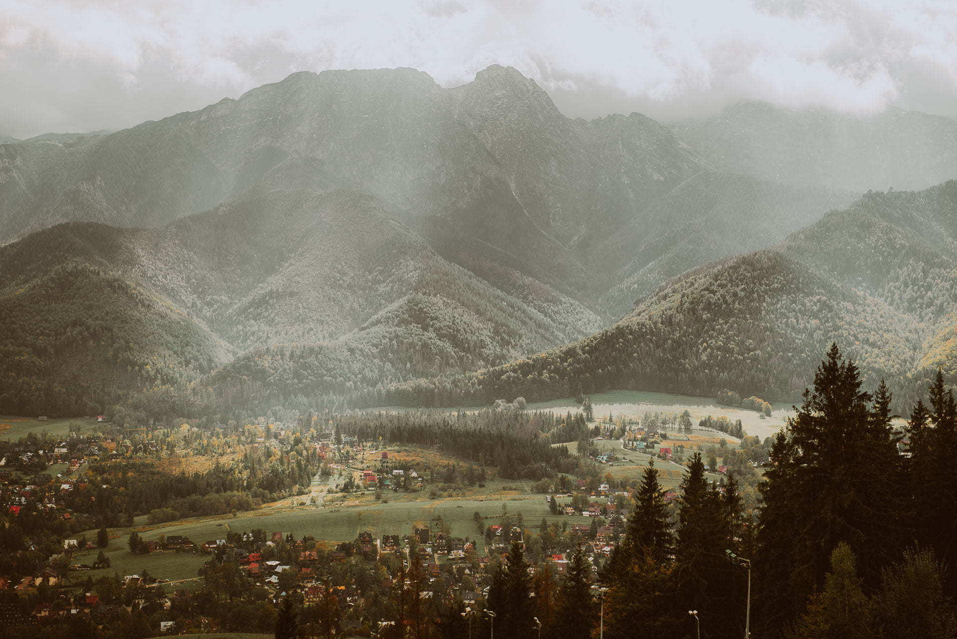 Tatry dla Początkujących - Gubałówka