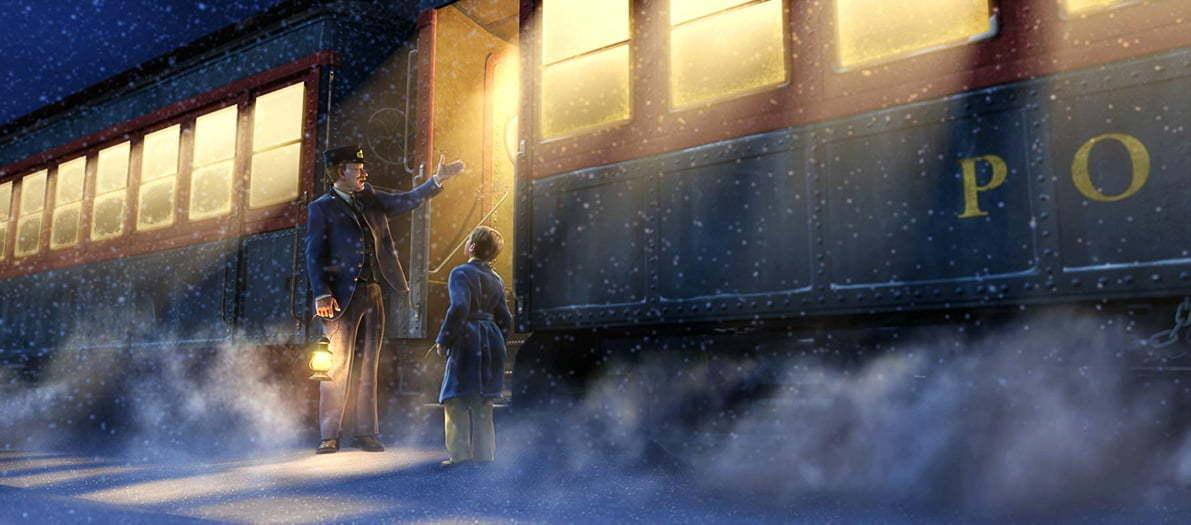 Wzruszające filmy naBoże Narodzenie - Ekspres Polarny
