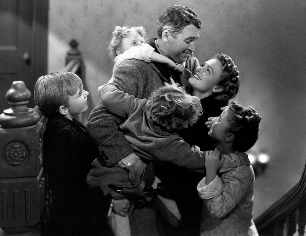 Wzruszające filmy naBoże Narodzenie - Towspaniałe życie