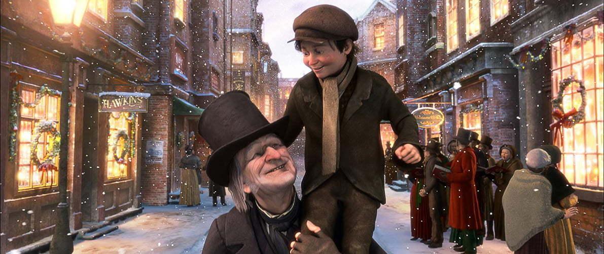 Wzruszające filmy naBoże Narodzenie - Opowieść Wigilijna