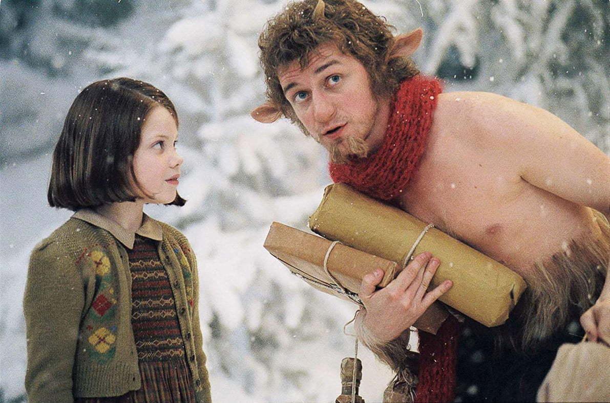 Wzruszające filmy naBoże Narodzenie - Opowieści zNarnii