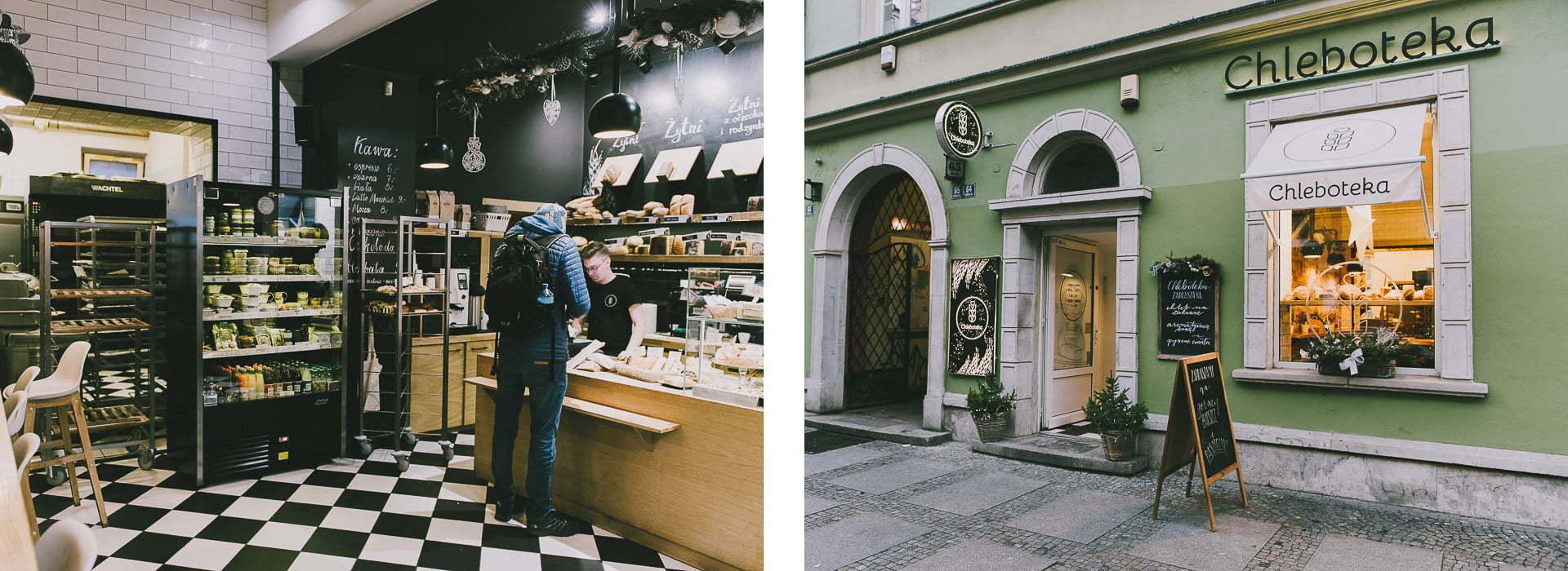 Gdzie pysznie zjeść weWrocławiu? - Chleboteka