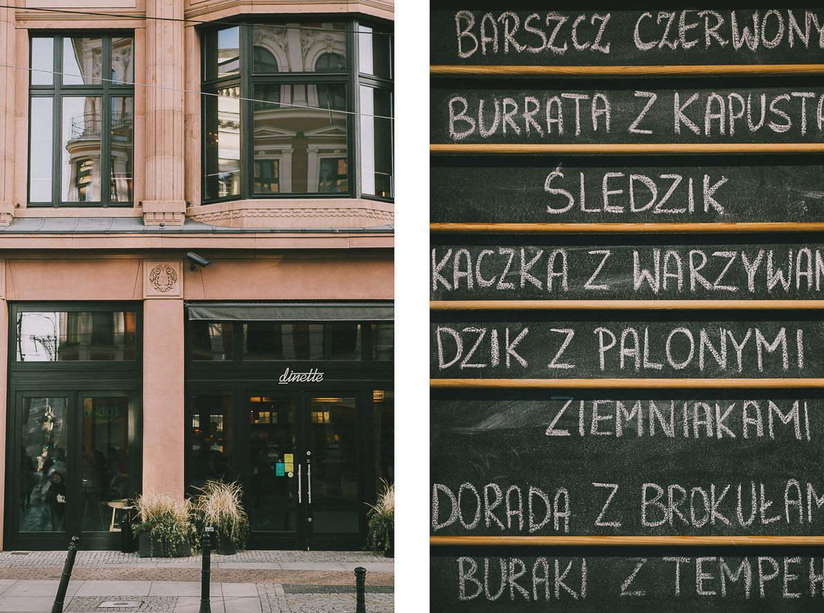 Gdzie pysznie zjeść weWrocławiu? Dinette