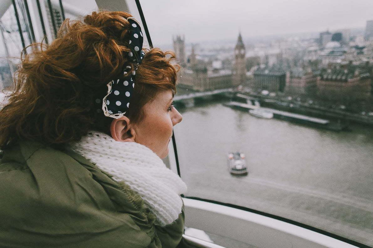 Gdzie pojechać naWalentynki? - Londyn