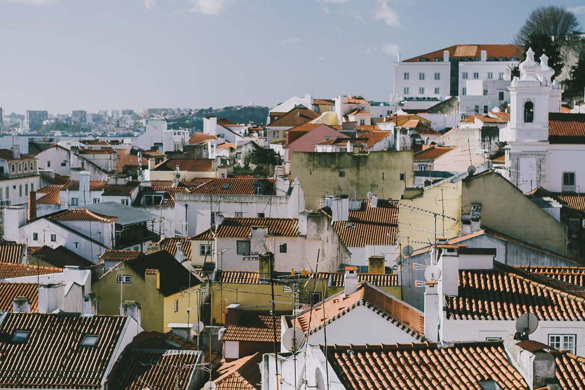 Gdzie pojechać naWalentynki? - Lizbona