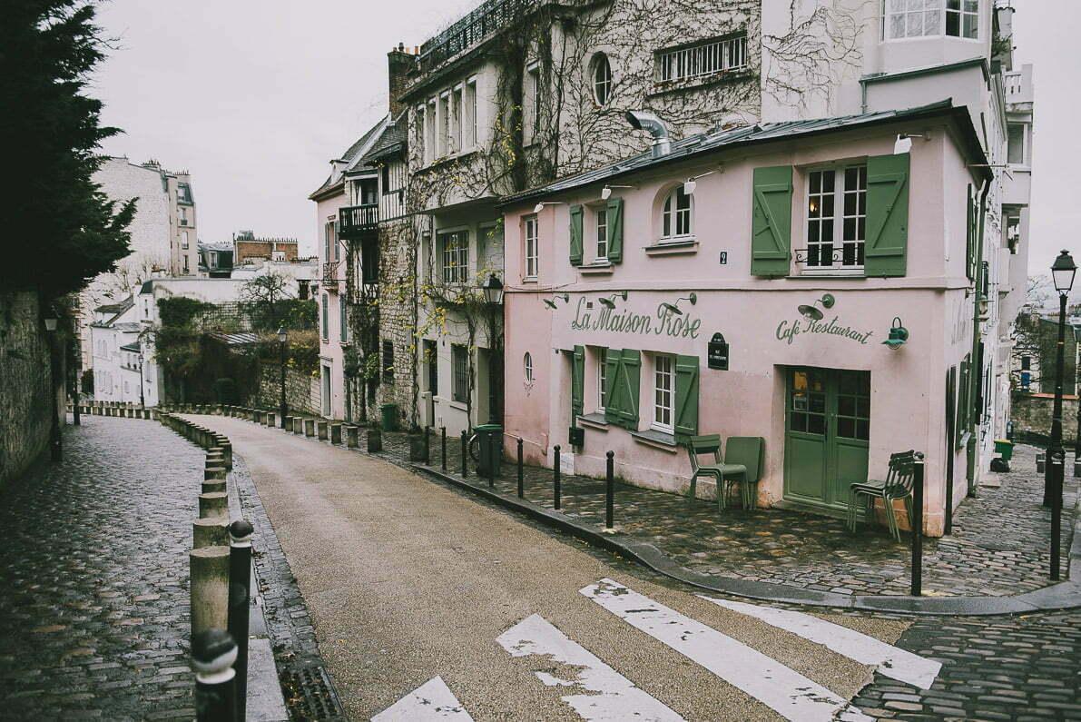 Gdzie pojechać naWalentynki? Paryż