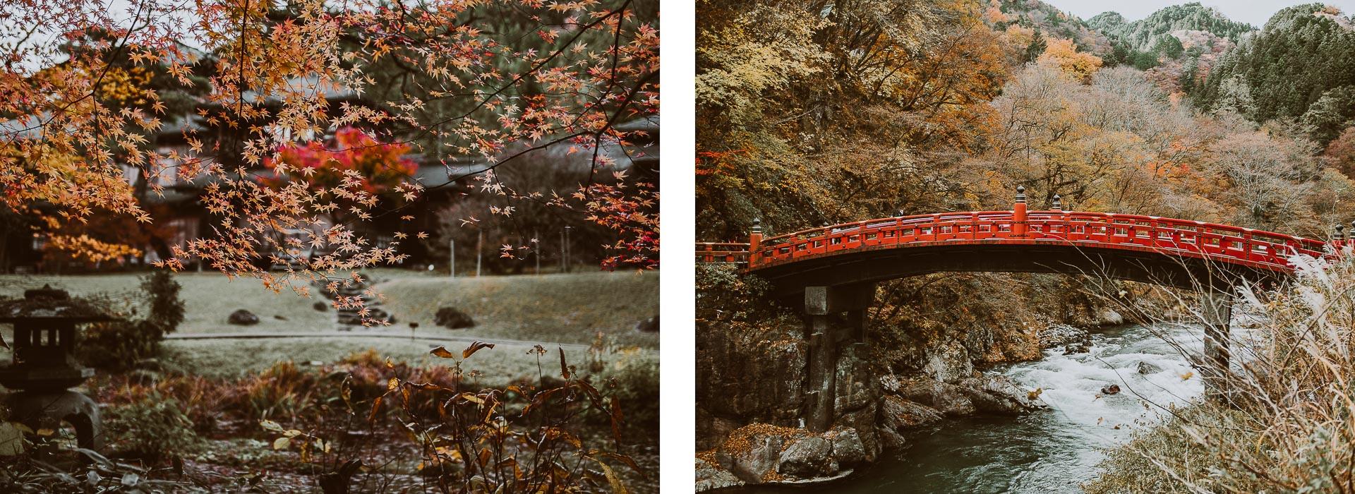Japonia jesienią - zdjęcia