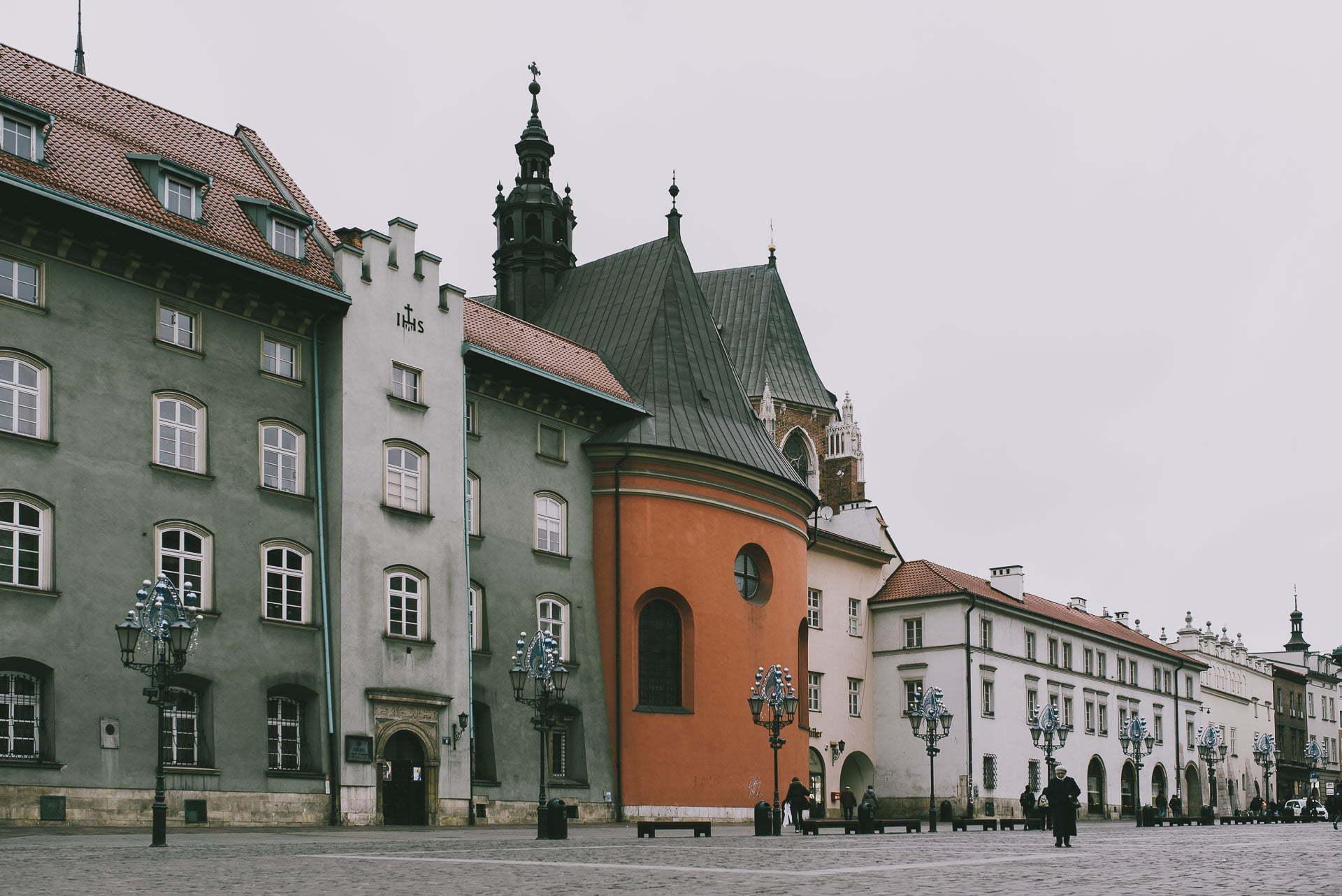 Ciekawe miejsca nazdjęcia wKrakowie - Mały Rynek