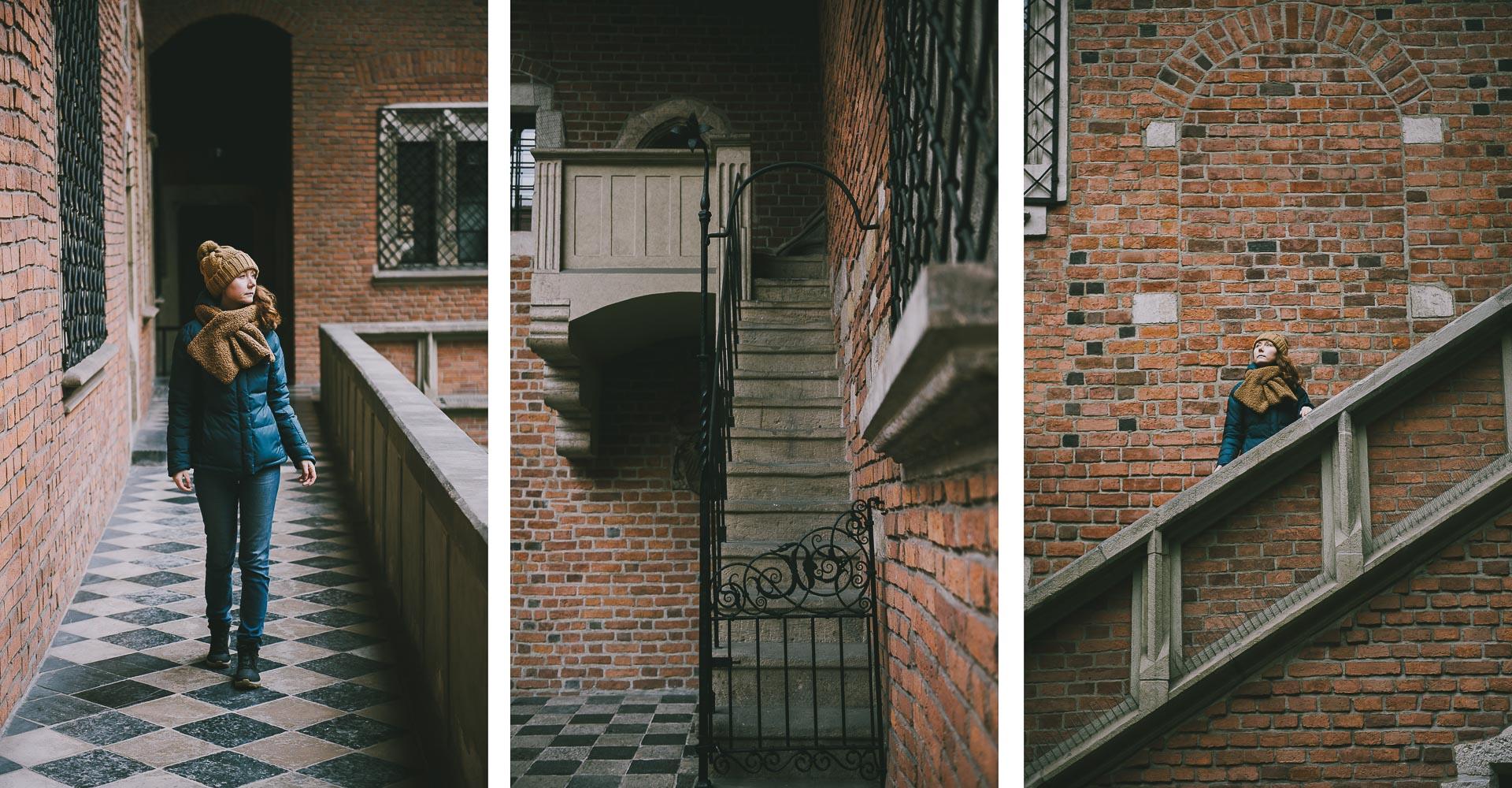 Ciekawe miejsca nazdjęcia wKrakowie - Collegium Maius