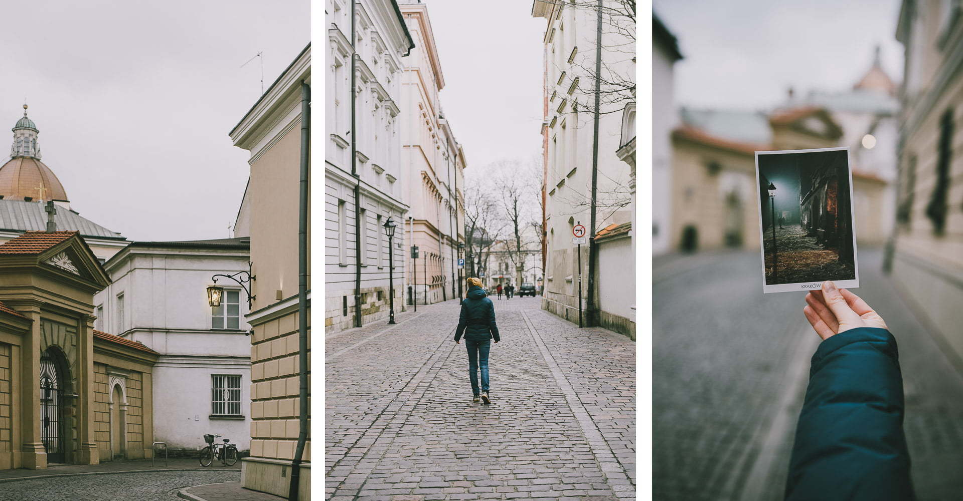 Ciekawe miejsca nazdjęcia wKrakowie - Poselska