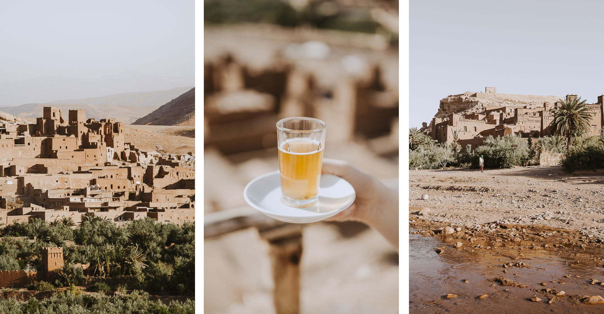 Kazby iksary Maroka. Filmowy ksar Ajt Bin Haddu.