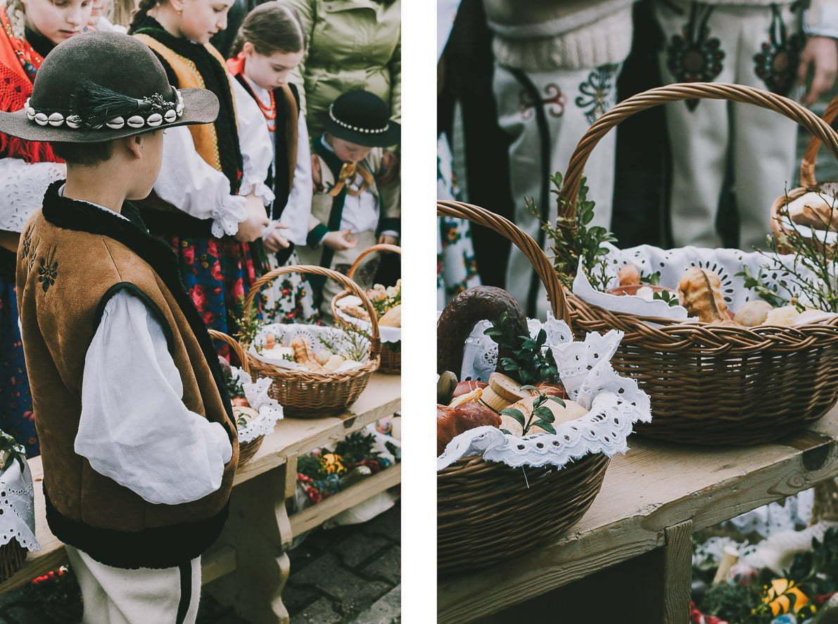 Wielkanoc wgórach