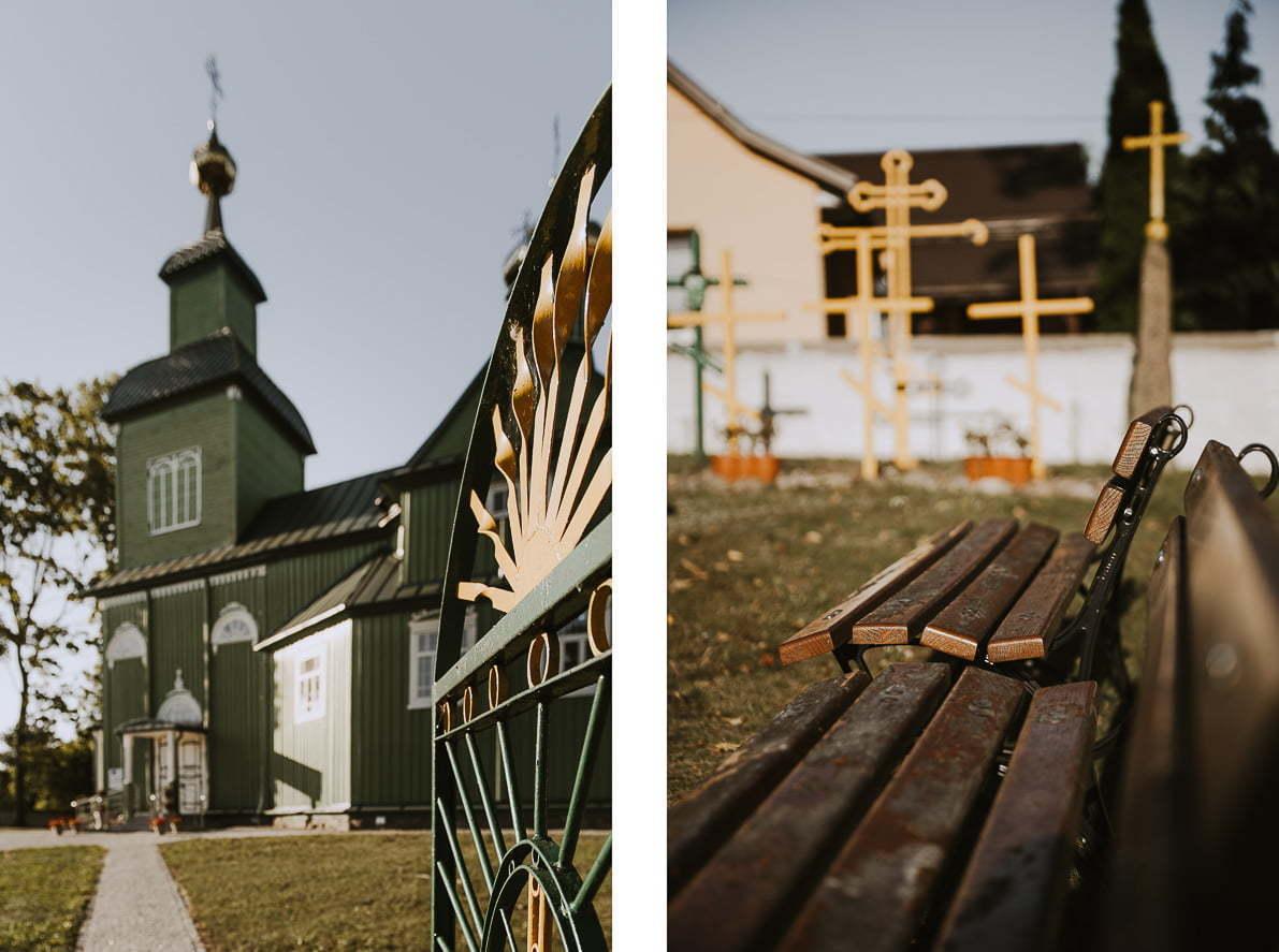 Atrakcje Podlasia - podlaskie cerkwie