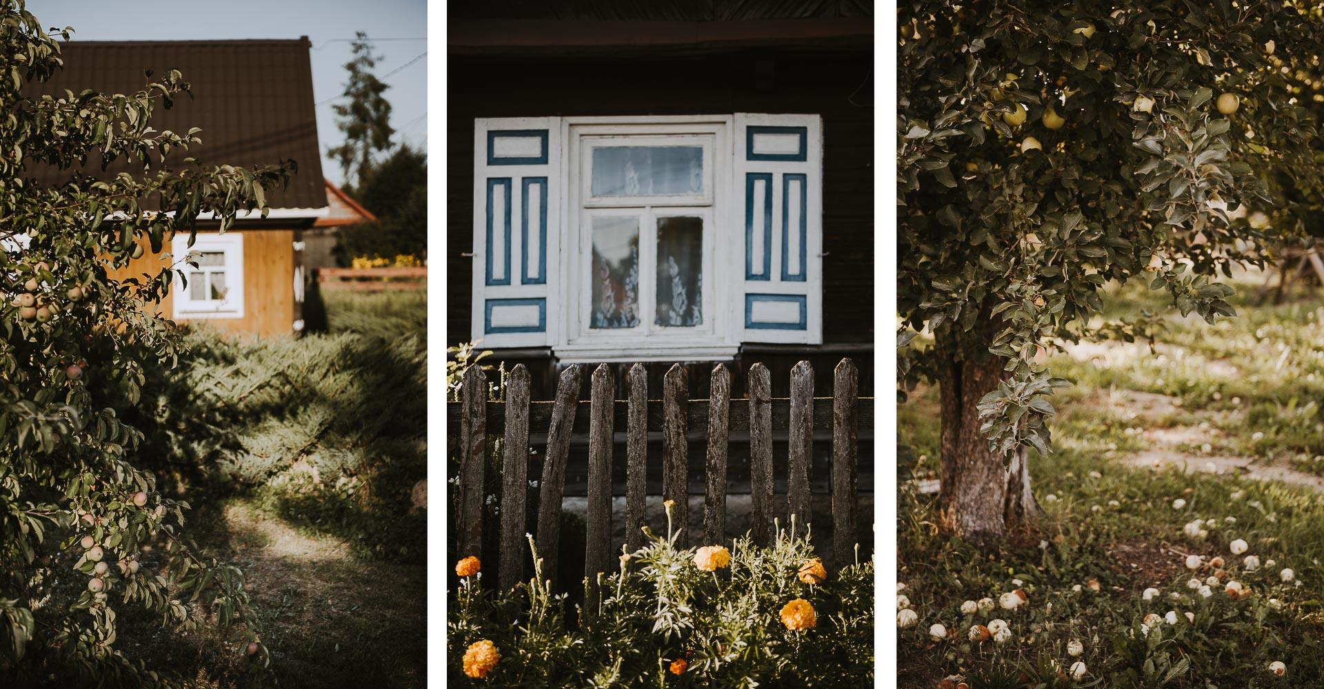 Atrakcje Podlasia - kraina otwartych okiennic