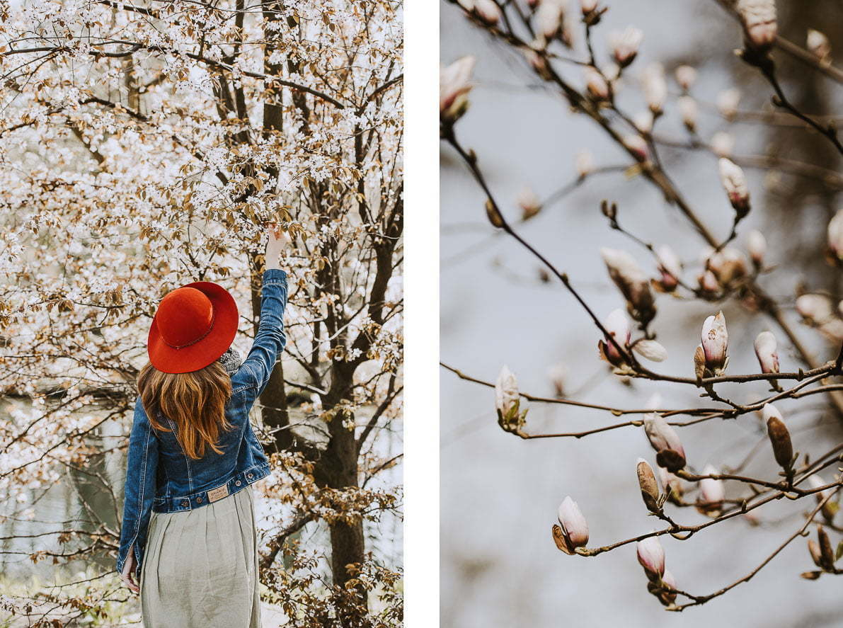 Wiosenne zdjęcia