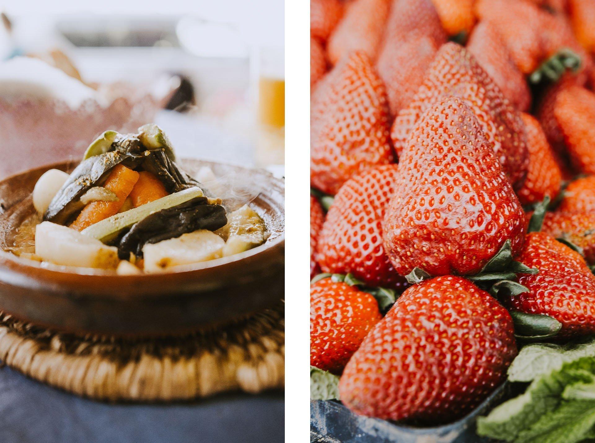 Martokańska kuchnia - Tradycyjny tadżin