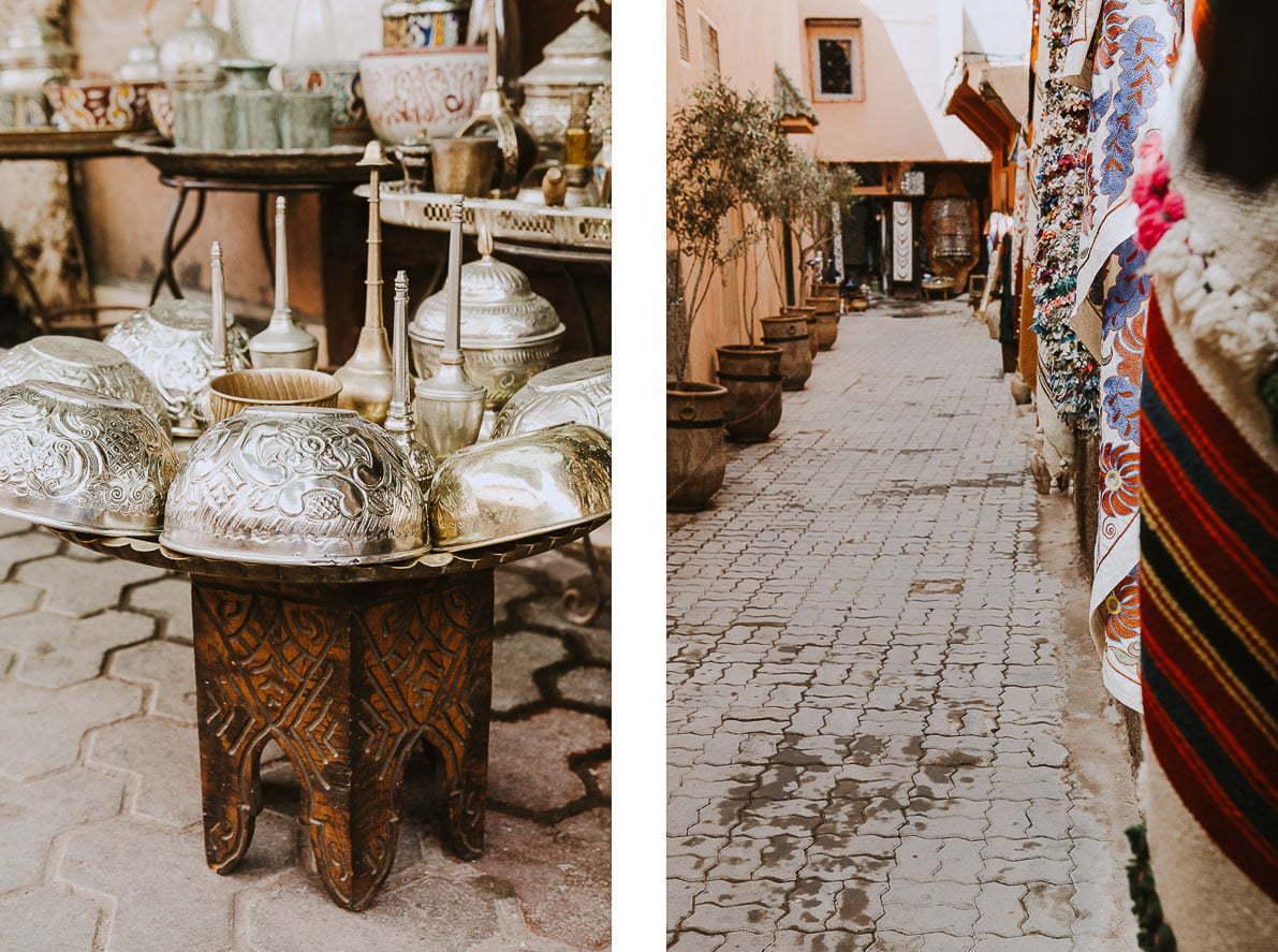 Marrakesz - medyna