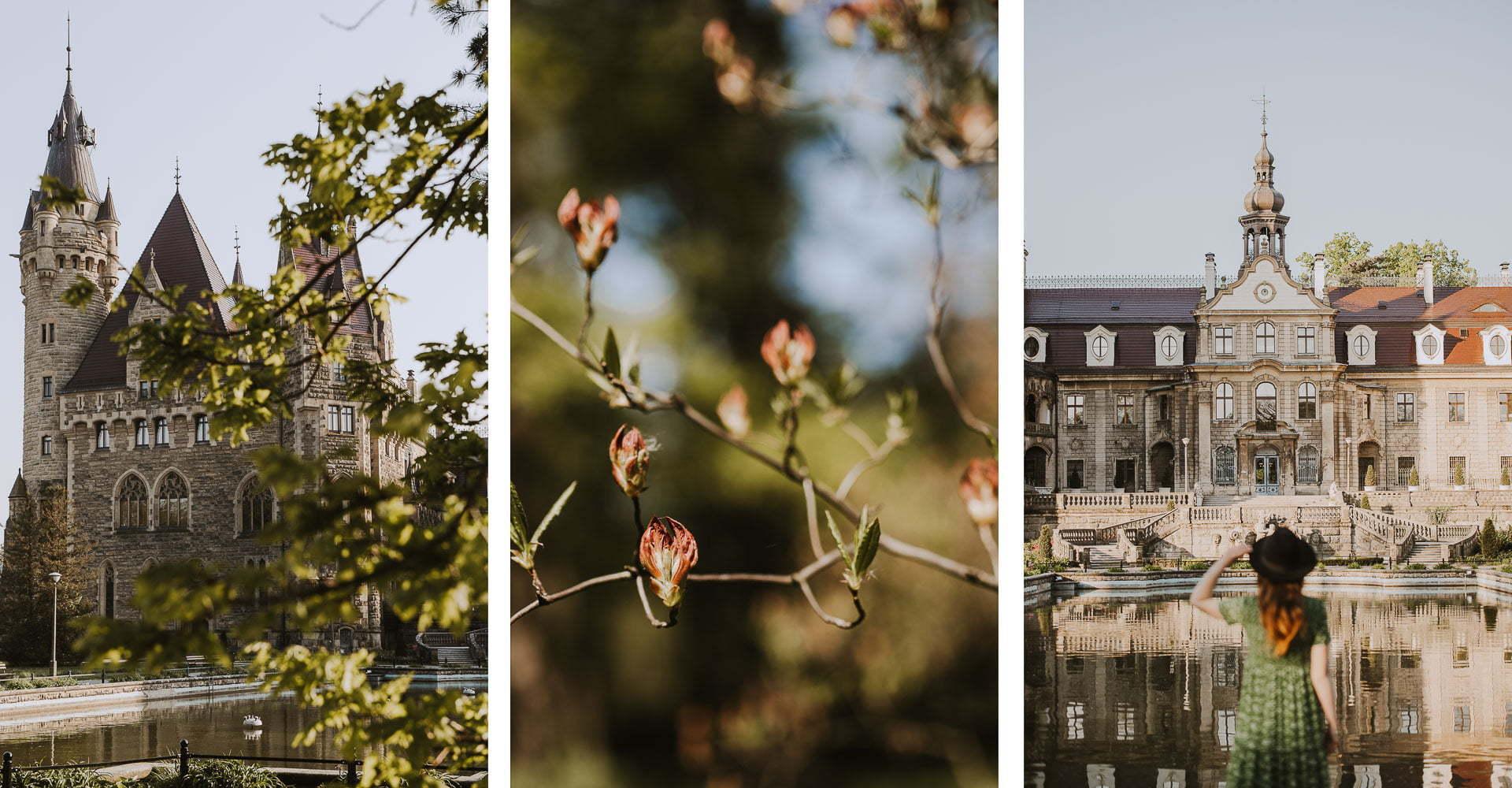 Miejsca, które warto zobaczyć wPolsce - Moszna