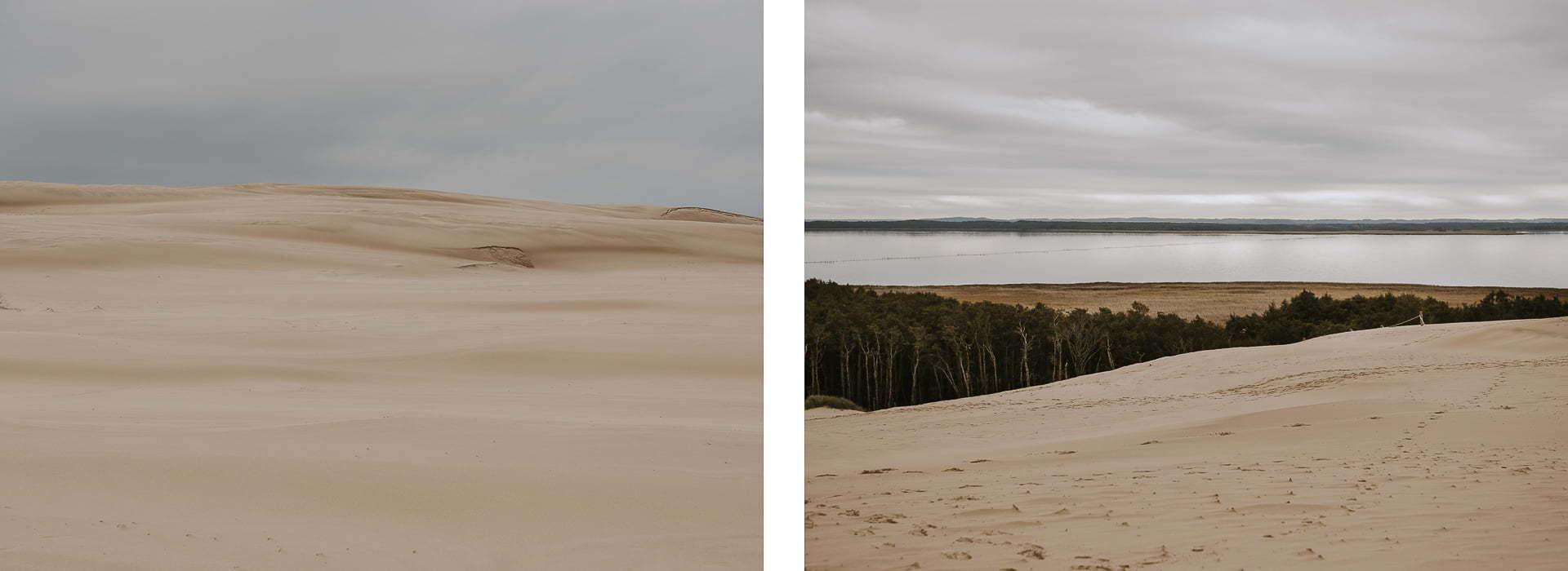Miejsca, które warto zobaczyć wPolsce - wydmy Łeba