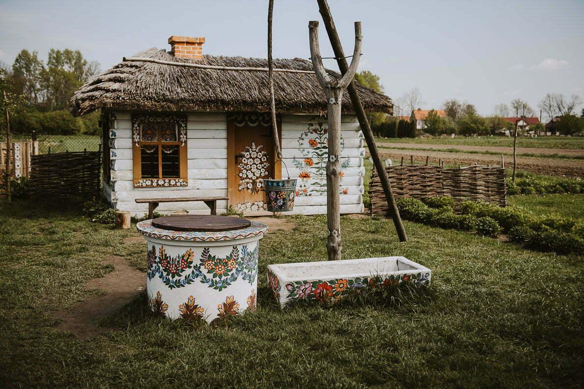 Miejsca, które warto zobaczyć wPolsce - Zalipie