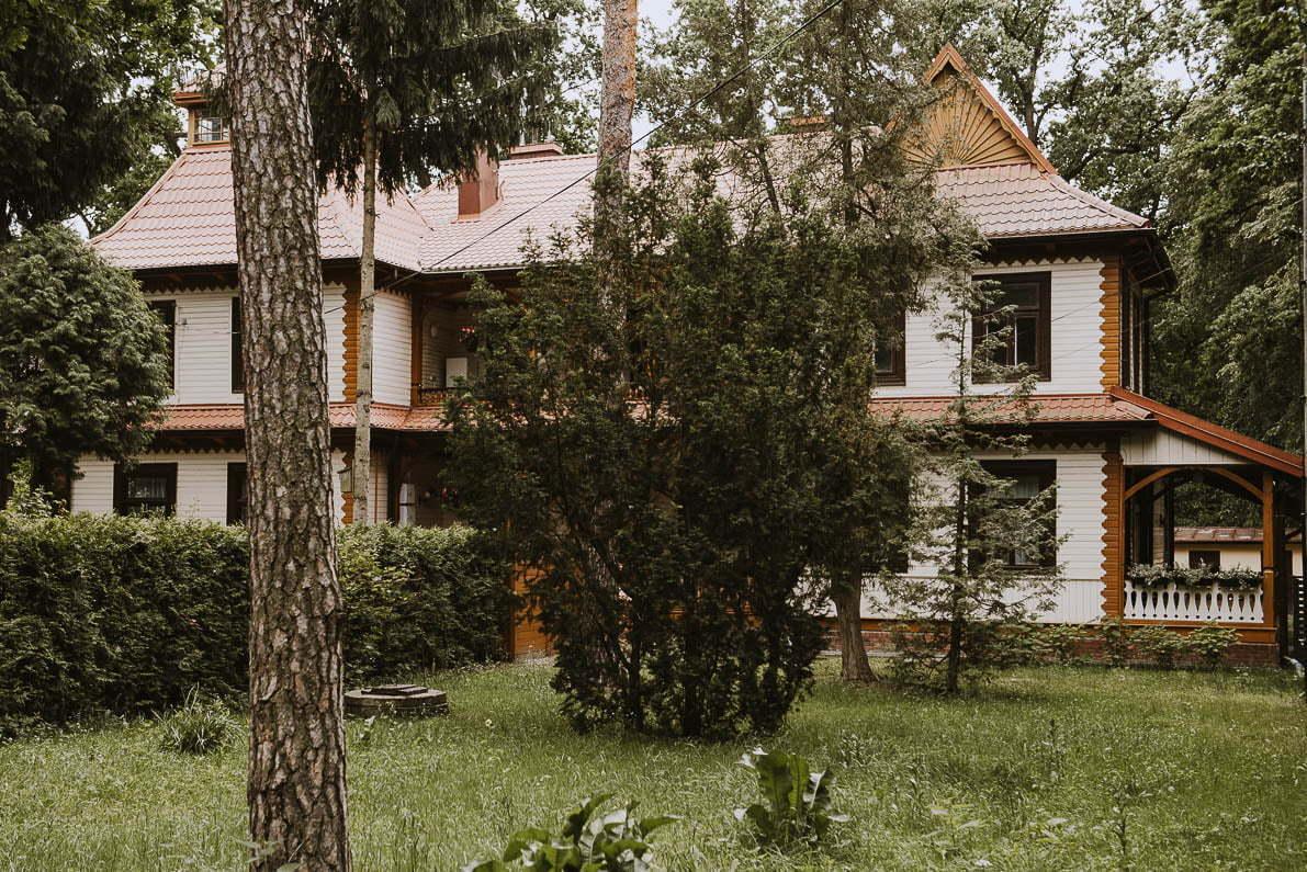 Okolice Warszawy – atrakcje. Podkowa Leśna