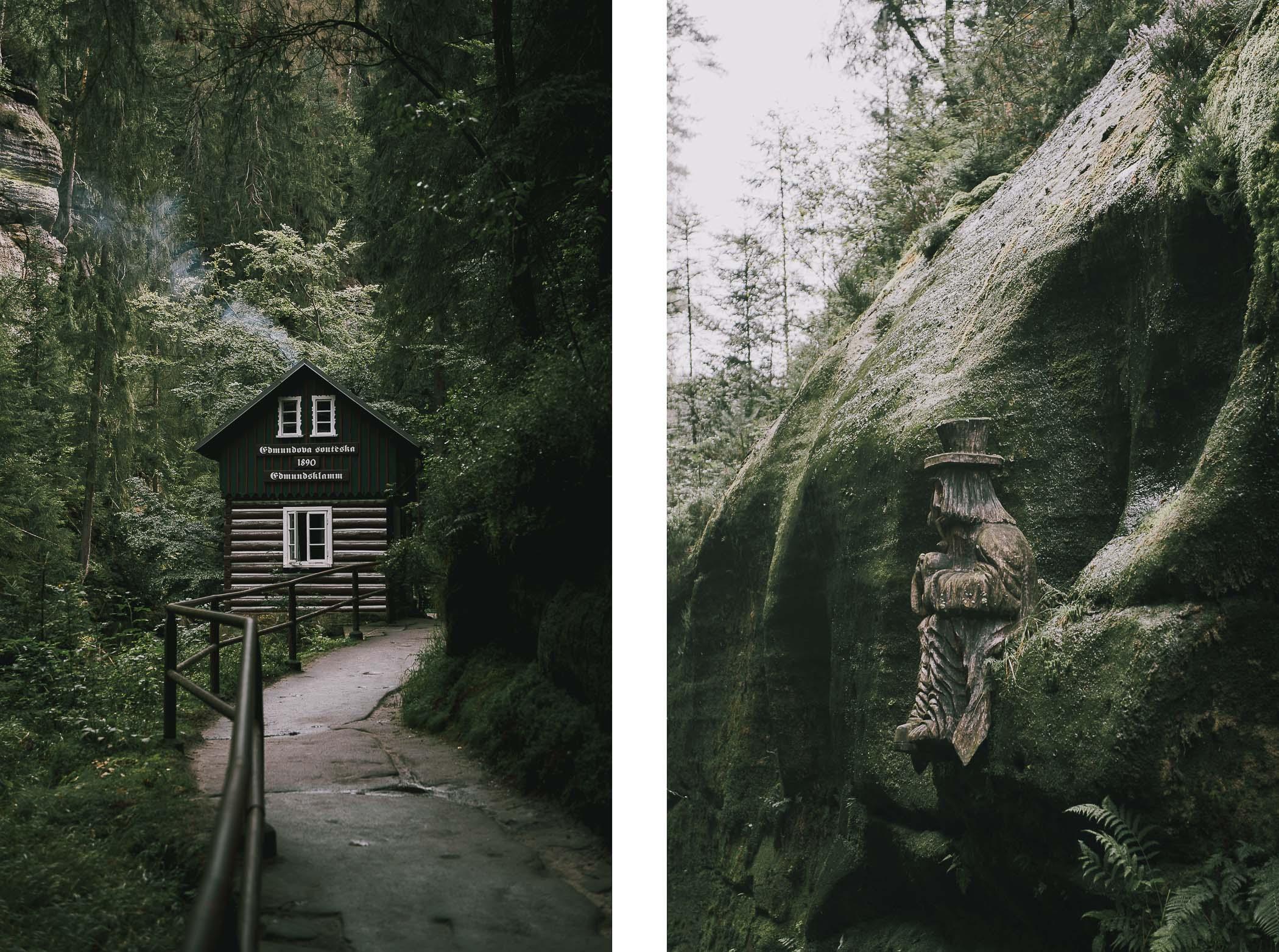 atrakcje Czeskiej Szwajcarii