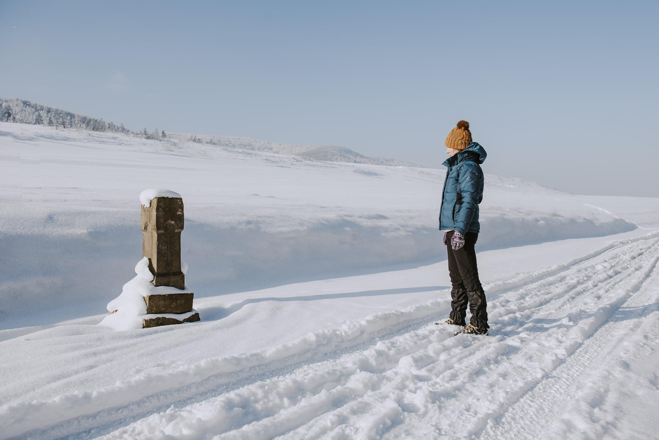 Beskid Niski zimą w3 dni – Regietów Wyżny