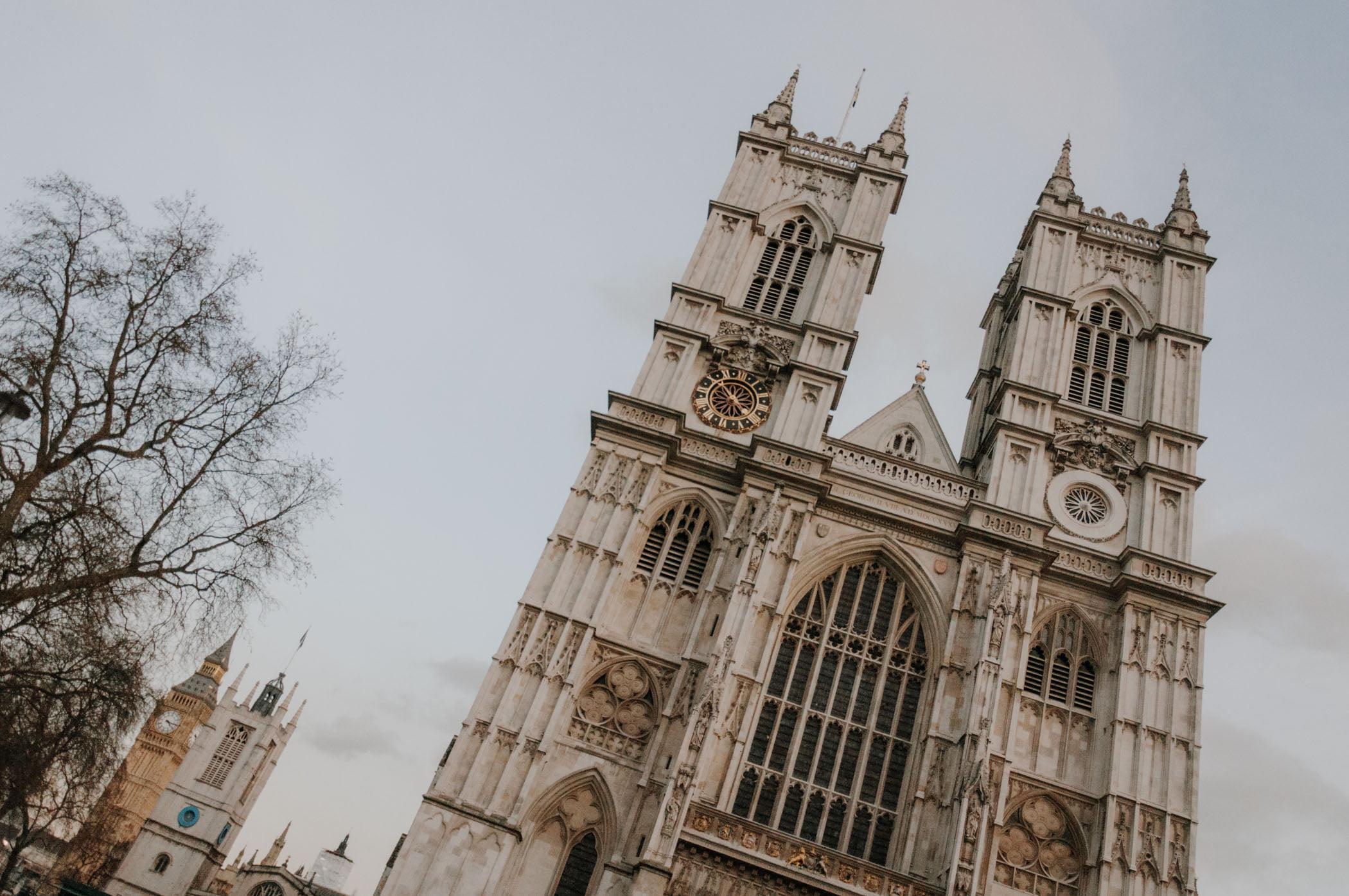 Londyn - top zestawienie miejsc, które warto zobaczyć.