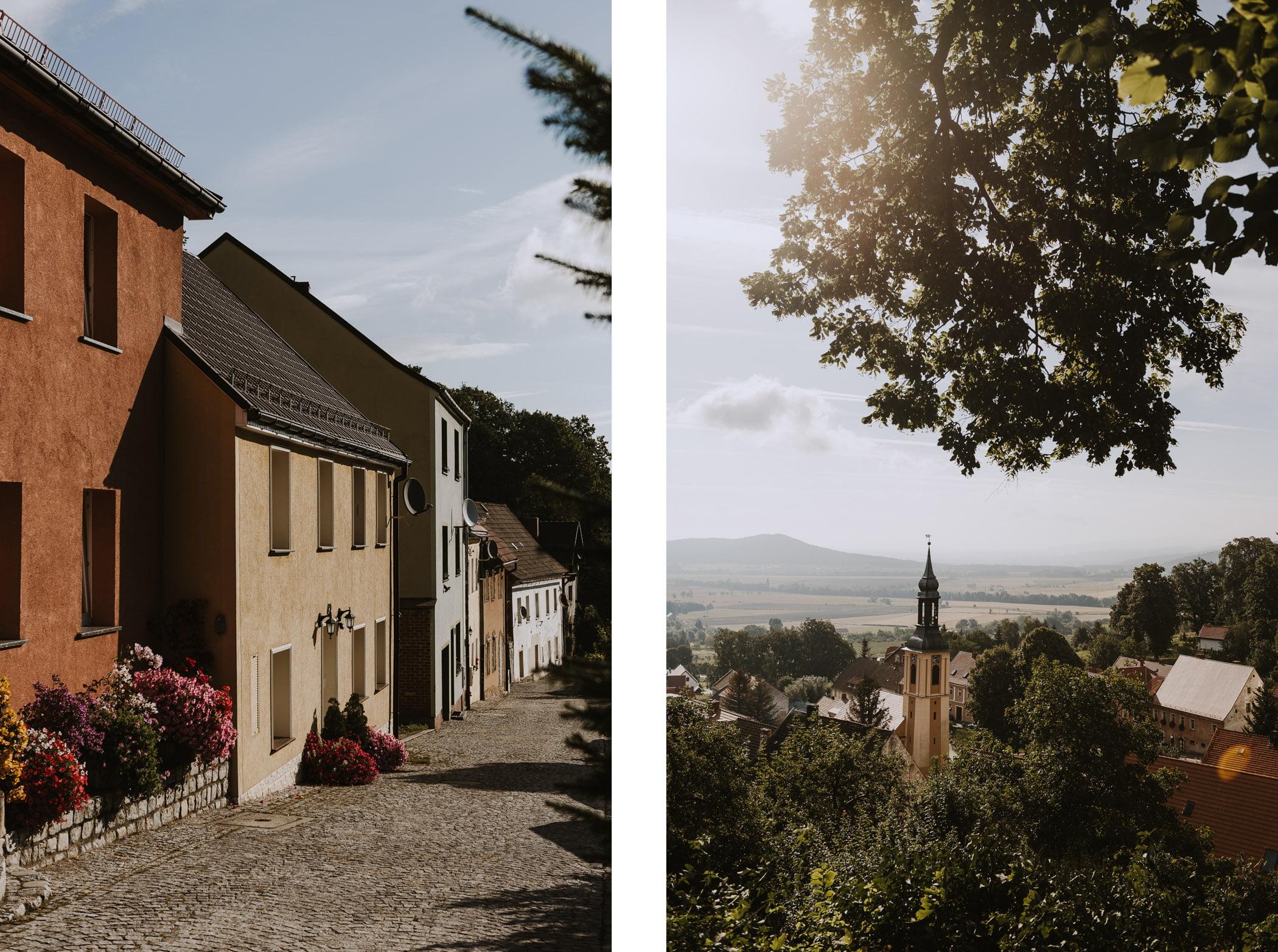 Malownicze wsie wPolsce - Srebrna Góra